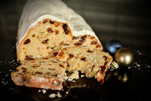 "Original German ""Rum"" Stollen 750g"