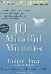 10 Mindful Minutes (MP3-CD)