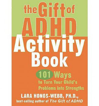 Gift of ADHD Activity Book