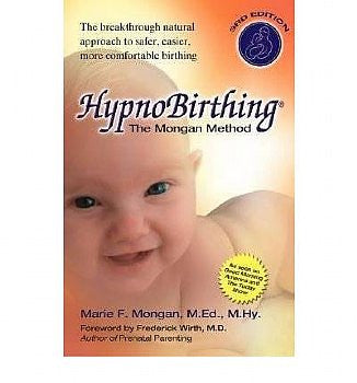 Hypnobirthing: The Mongan Method (with CD) - 3rd Edition