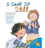 I Can't Sit Still: Living with ADHD
