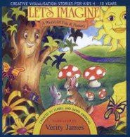Let's Imagine A World of Fun and Fantasy (CD)