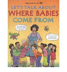 Let's Talk About Where Babies Come From (Paperback)
