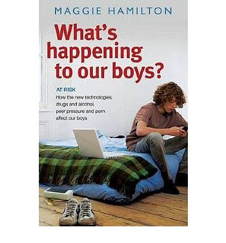 What's Happening to Our Boys? Royal Trade Paperback Edition.
