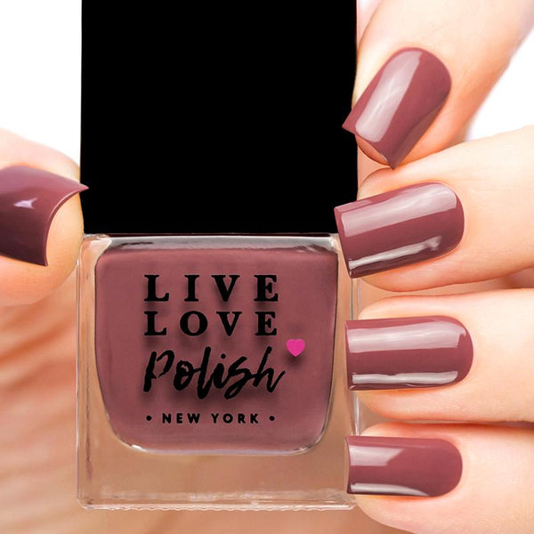 Live Love Polish Brick Nail Polish (Fall 2018 Classics Collection)