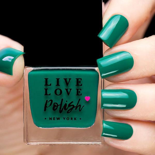 Live Love Polish Cactus Flower Nail Polish (Mojave Collection)