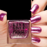 Live Love Polish Cake Pop Nail Polish (Nightlife Collection)