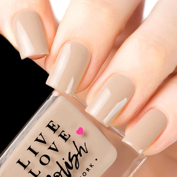 Live Love Polish Chai Latte Nail Polish (The Classics Collection)