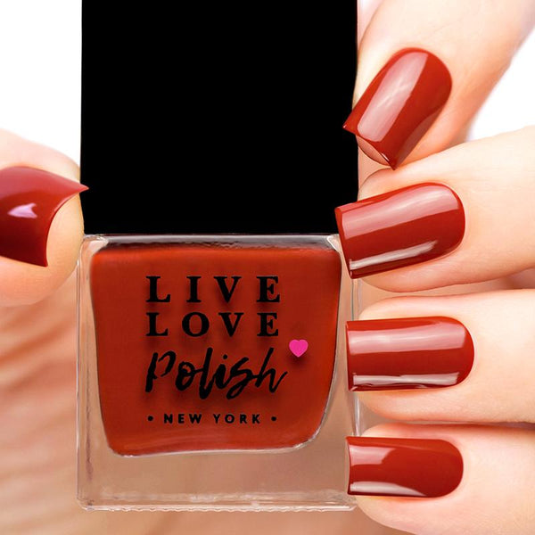 Live Love Polish Cinder Nail Polish (Fall 2018 Classics Collection)
