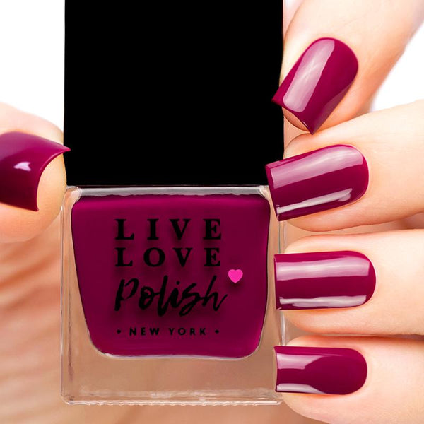 Live Love Polish Dahlia Nail Polish  (Fall 2018 Classics Collection)
