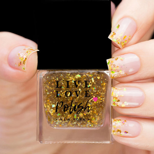 Live Love Polish Doubloon Nail Polish (Maritime Myths Collection)