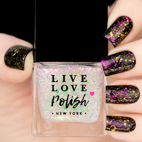 Live Love Polish Fiery Nail Polish (The Fantasy Collection)