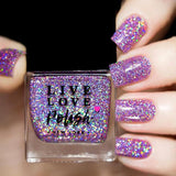 Live Love Polish Girls Night Out (Bottoms Up Collection)