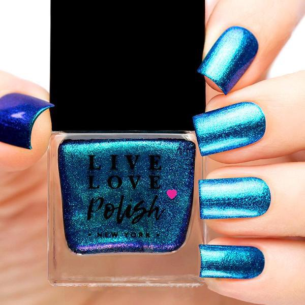 Live Love Polish Indigo Nail Polish (Marrakesh Collection)