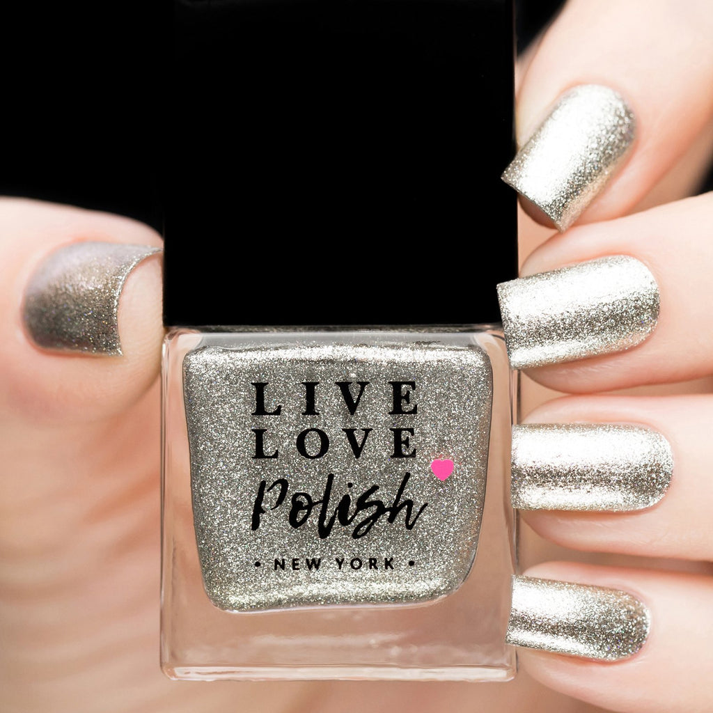Live Love Polish It's Lit Nail Polish (Nightlife Collection)