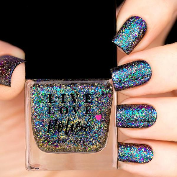 Live Love Polish Kraken Nail Polish (Maritime Myths Collection)