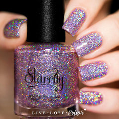 Starrily Menchie The Cat Nail Polish