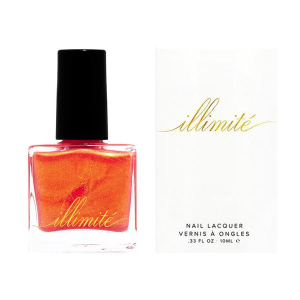 illimité At The Cabaret Nail Polish