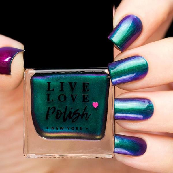 Live Love Polish Obelisk (Scarab Collection)