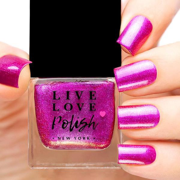 Live Love Polish Organza Nail Polish (Marrakesh Collection)