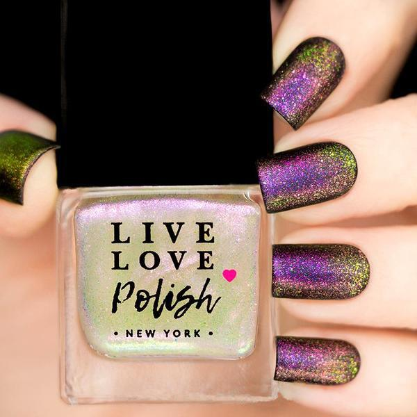 Live Love Polish Pegasus Nail Polish (The Mythicals Collection)