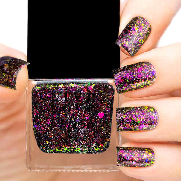 Live Love Polish Refracted Nail Polish (Sunset Collection)