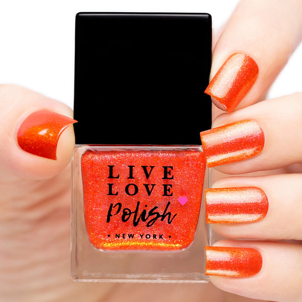 Live Love Polish Saffron (Marrakesh Collection)