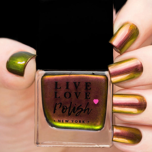 Live Love Polish Sahara (Scarab Collection)