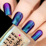 Live Love Polish Sea Siren Nail Polish (The Mythicals Collection)