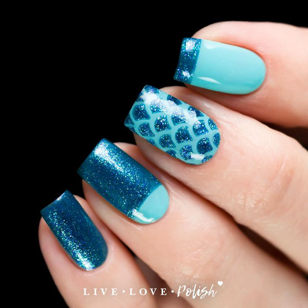 Live Love Polish Sea-ing Stars Nail Vinyls