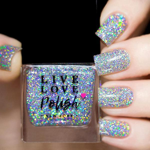 Live Love Polish Sparkle On The Rocks (Bottoms Up Collection)