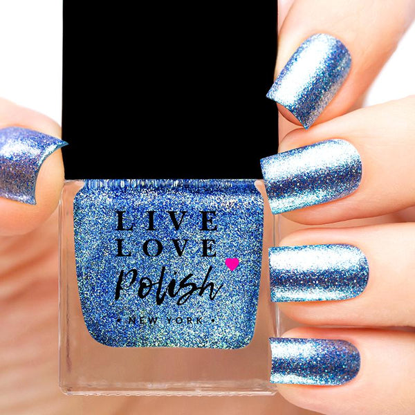 Live Love Polish Streamers Nail Polish (Anniversary 2018 Collection)