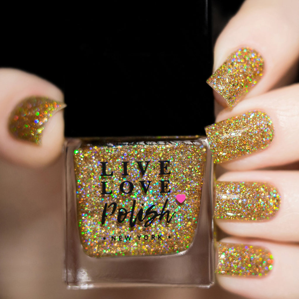 Live Love Polish Top Shelf  (On The Rocks Collection)