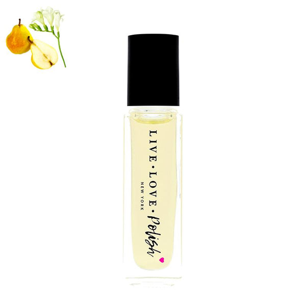 Live Love Polish Freesia Pear Cuticle Oil (6ml)