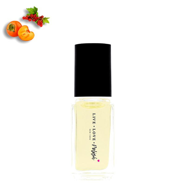 Live Love Polish Red Currant Persimmon Cuticle Oil