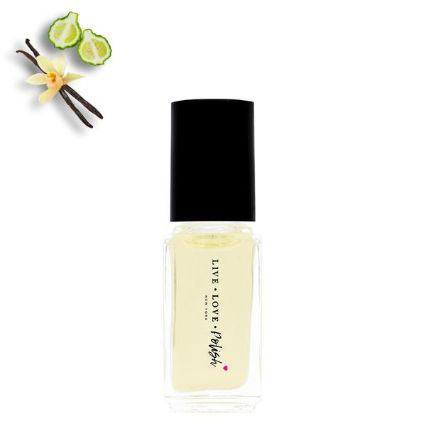Live Love Polish Vanilla Bergamot Cuticle Oil (4ml)