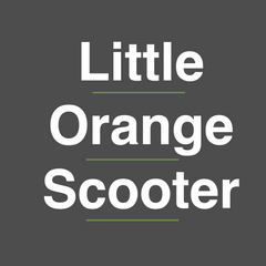 Little Orange Scooter