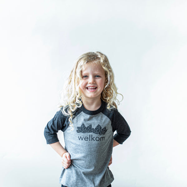 Welcome Children's Raglan