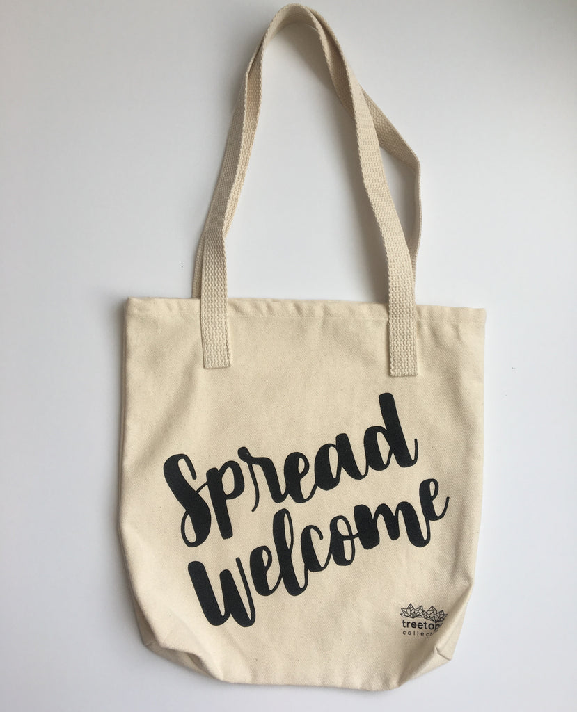 Spread Welcome Tote