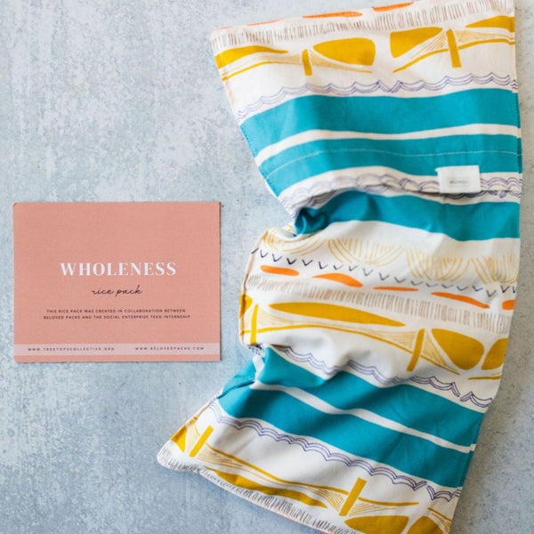Wholeness Rice Pack