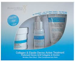 BeautyMed - Collagen & Elastin Dermo Active Treatment Kit - NEW
