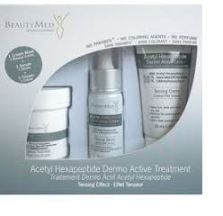BeautyMed - Acetyl Hexapeptide Dermo Active Treatment Kit - NEW