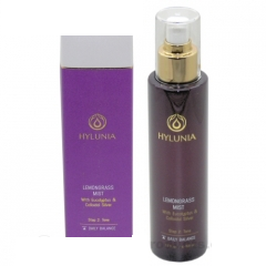 Hylunia Lemongrass Mist 150ml/5.1oz - Helps with Large Pores & Balance Skin