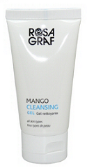 Rosa Graf Mango Cleansing Gel 100ml