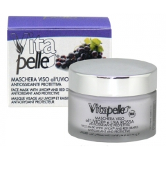 Phyto Sintesi Mask - UVIOX® & RED GRAPES Antioxidant & Protecting Mask 50ml