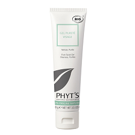 Phyts Face Cleansing Gel - Gel Pureté Visage - All Skin Types