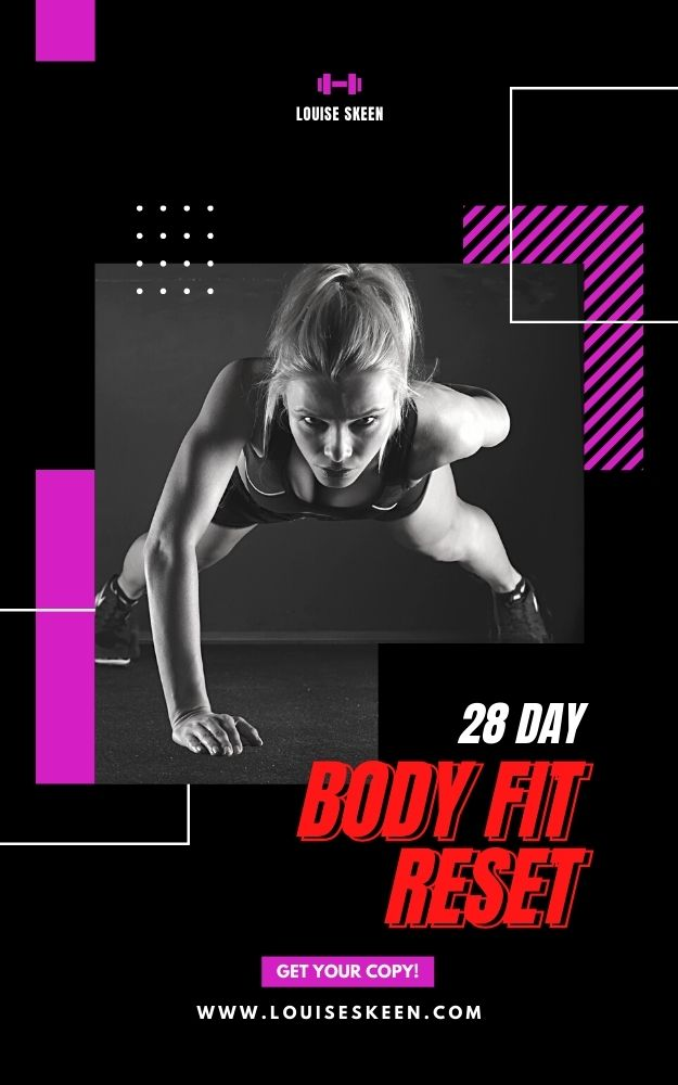 28 Day Body Fit Reset