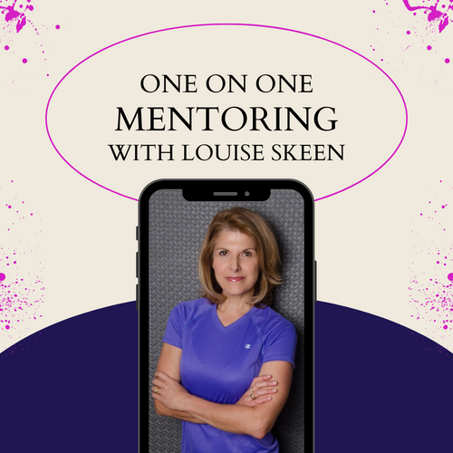 Mentoring Session with Louise Skeen