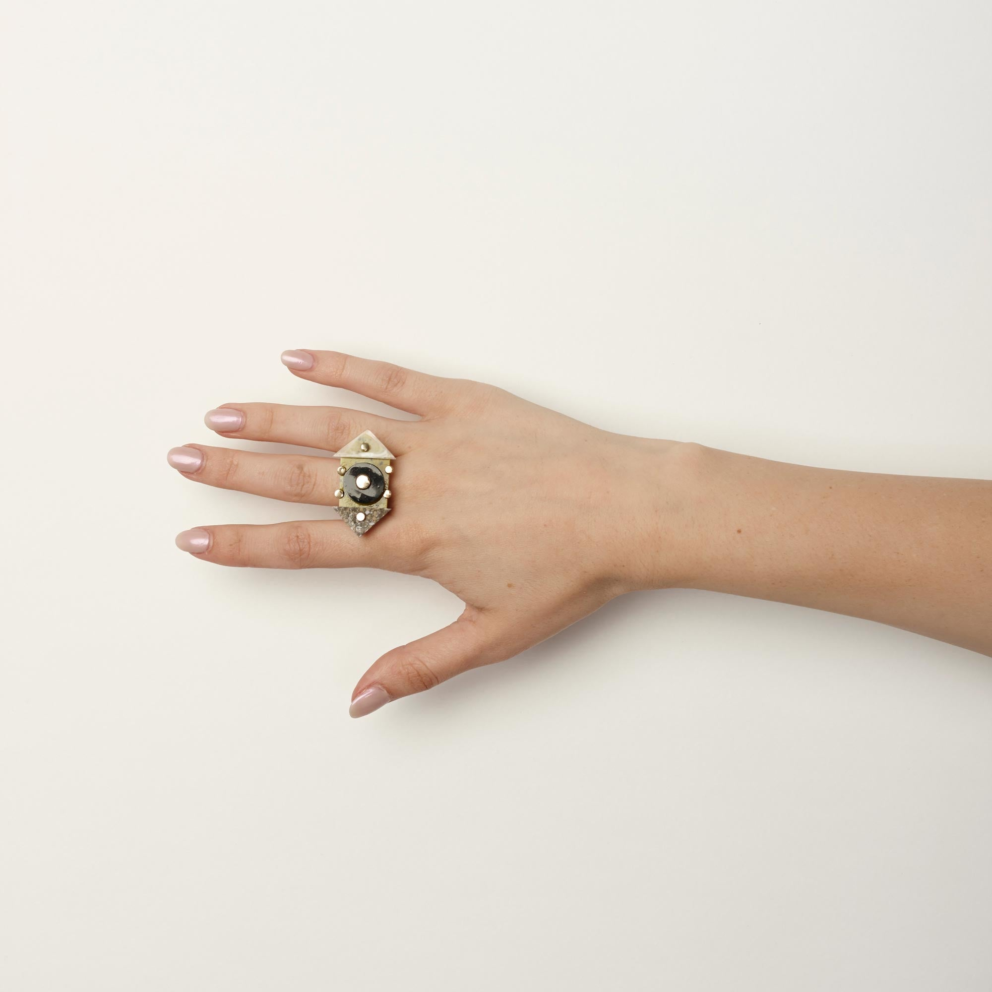 Power of Symmetry Ring