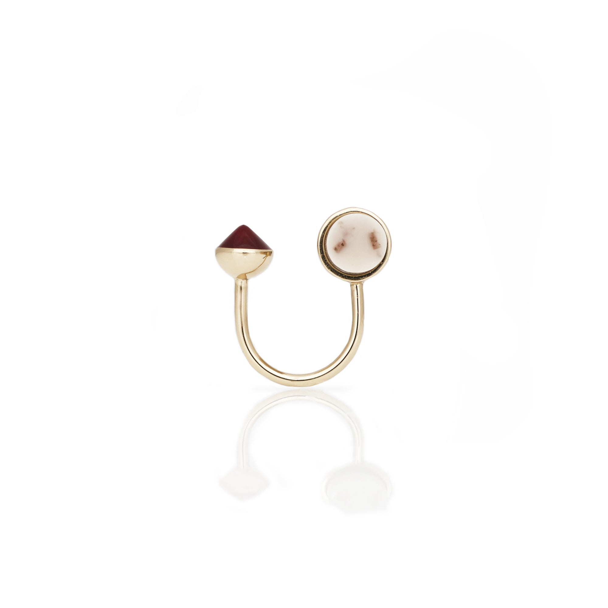 Eros Ring - Currant